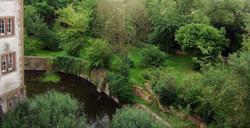 Innerer Wassergraben