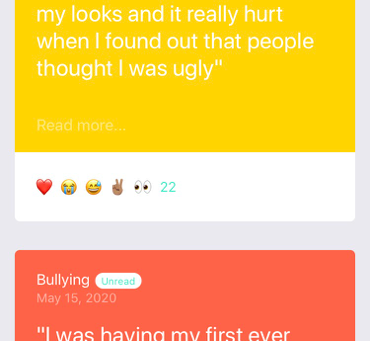 Feel Alone? Have a Sensitive Question? Check out the Real Talk App, a Safe Space for Teen Stories