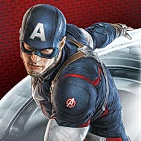 Captain America Halloween Costumes for Men and children