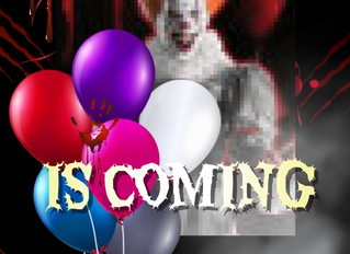 22 Days until Halloween! OPEN on Mondays