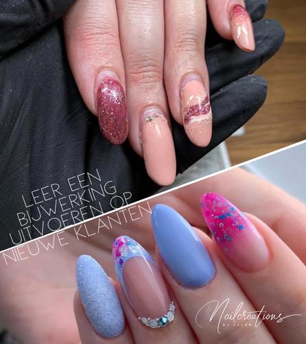 Bijwerking nagels van nieuwe klanten