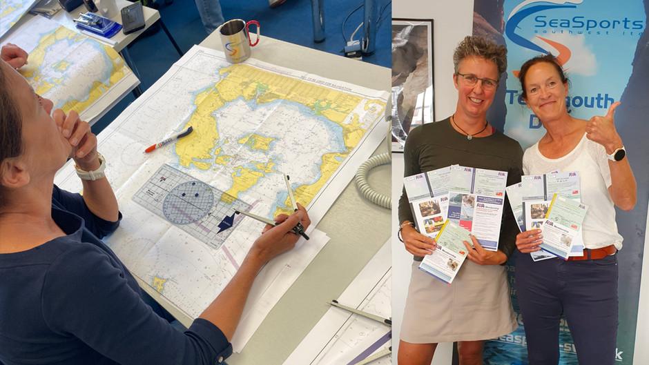 Newsletter #4   EHBO, VHF, de reis naar La Gomera, ...