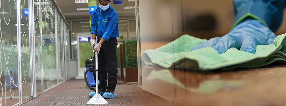 Cleaning Services- Facilities Management
