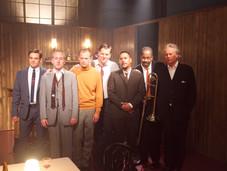 Gentlemen and Gangsters Jazz Club scene
