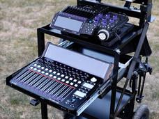 New equipment and soundcart for Snabba Cash Netflix