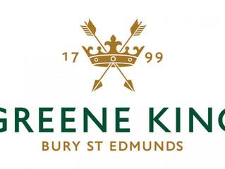 New partnership with Greene King