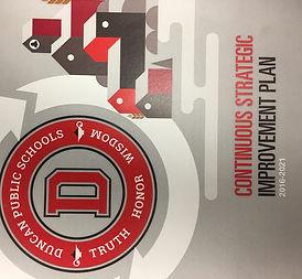 DuncanPublic Schools Strategic Plan