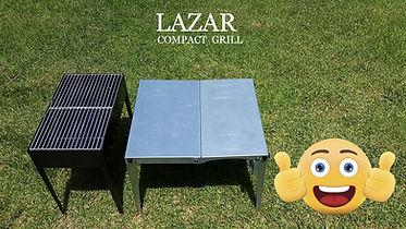 Compat Griil Lazar