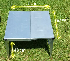 שולחן קטן מתקפל קמפינג