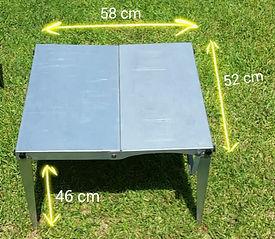 стол для поездки на природу