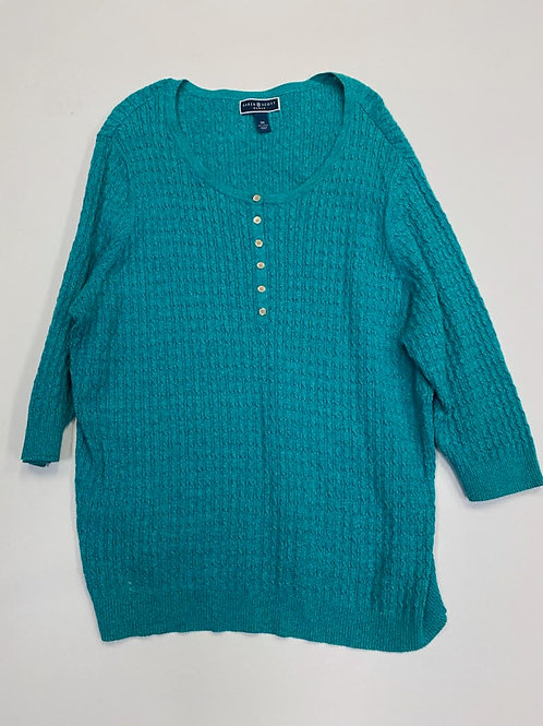 Women's Karen Scott Knitted Sweater