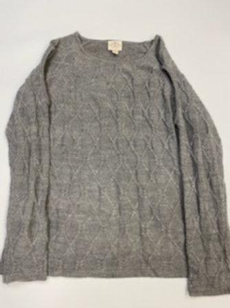 Women's Peekaboo Sweater