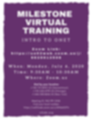 Milestone VT Intro to ONet - July 6.png