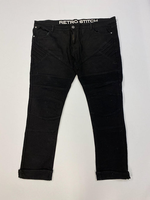 Men's Retro Stitch Jeans