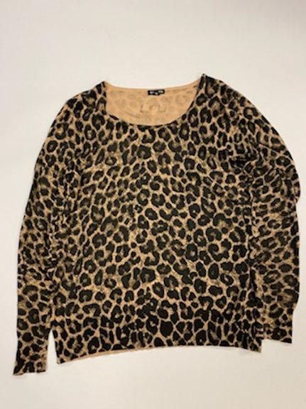Women's Cheetah Print Shirt