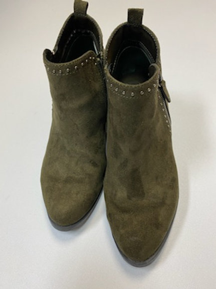 Womens Boots (Green)