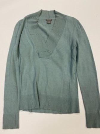 Womens Ann Taylor Sweater (Grey)