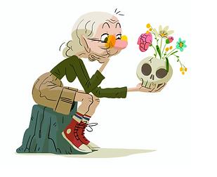 C'est pas la mort ! de Sarah Hafner