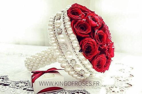 Bouquet de Mariage - King Of Roses