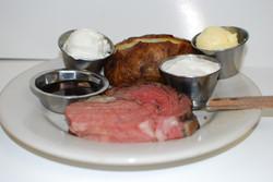 Roast Prime Rib 6oz - $27.00
