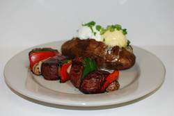 Beef Kebab 8oz  $32