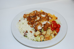 Super Club Salad With Chicken $17.00