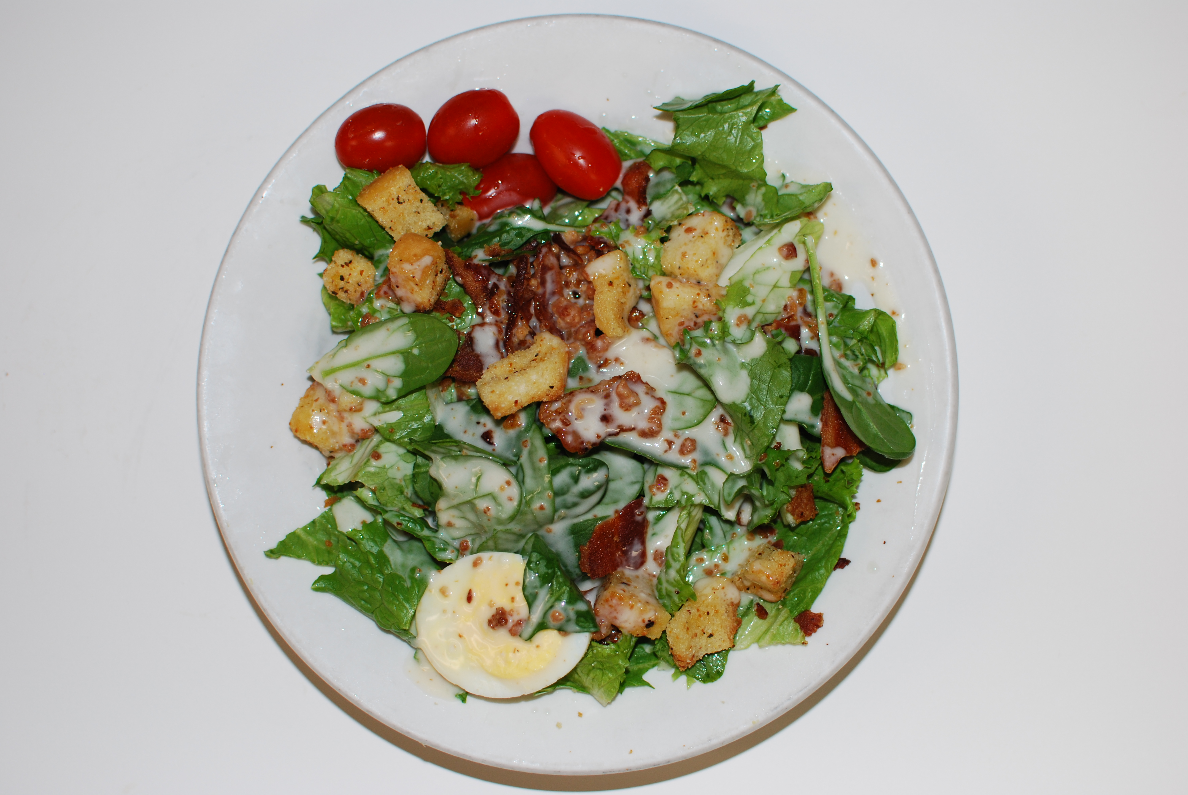Dinner House Salad $6.00