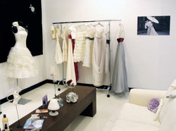 Private wedding section