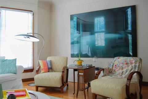 Artist Living Area
