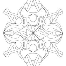 2000's pattern
