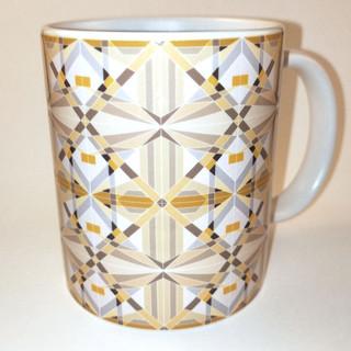 Art Deco-Gold