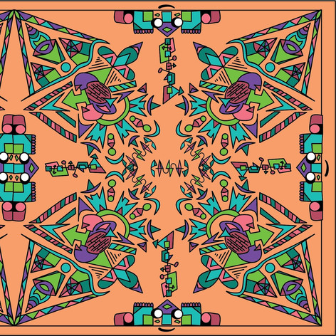 BIAT- Original colour background