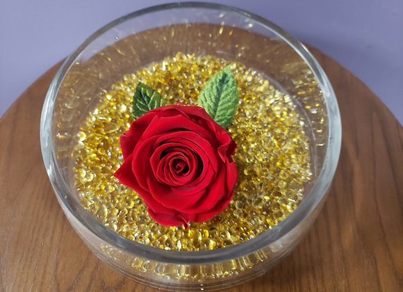 Perfectly PRESERVED Rose