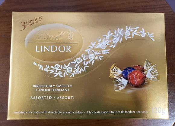 Assorted Lindor Box