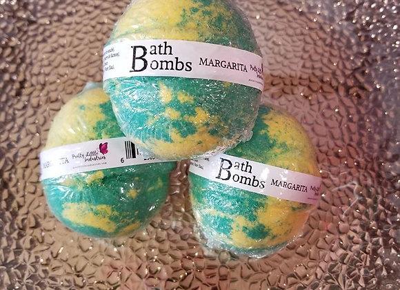 Margarita Bath Bomb