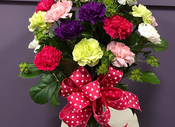 Charming Carnations