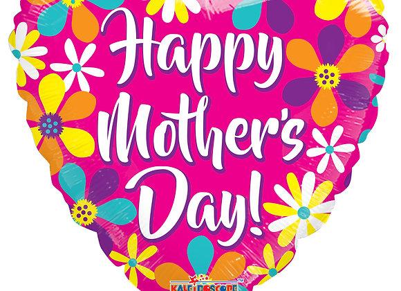 Mothers Day 18' Mylar