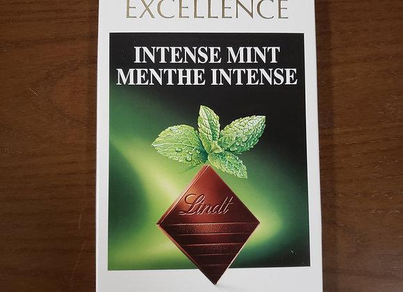 Lindt Mint Chocolate Bar