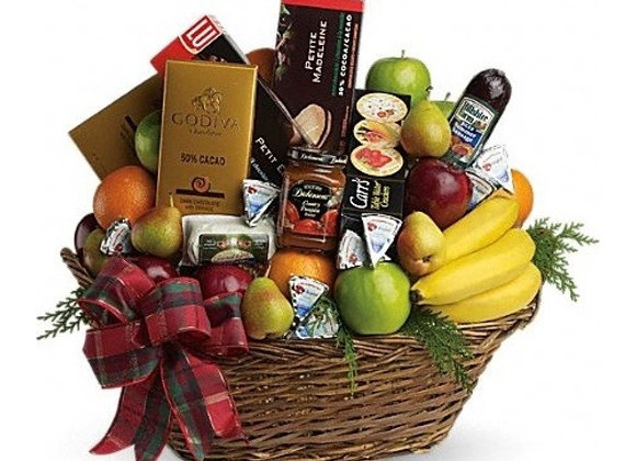 Wonderful Gourmet Basket