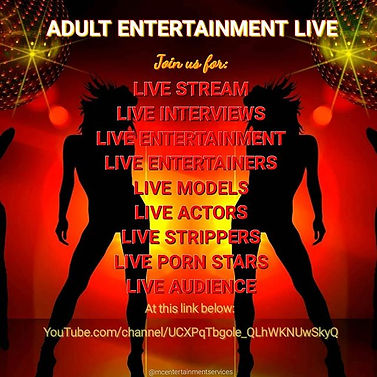 Join us live every Sunday night at aroun