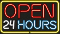 Neon-Open-24Hours