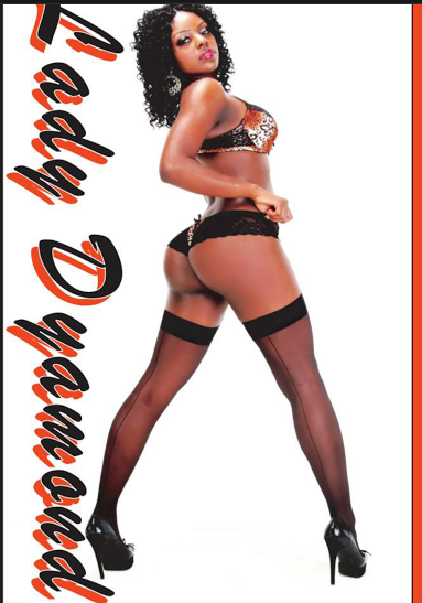 Atlanta Female Stripper Lady Dyamond