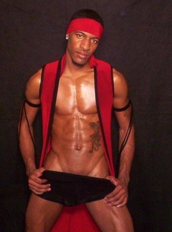 Atlanta Male Stripper