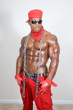 Atlanta Male Stripper