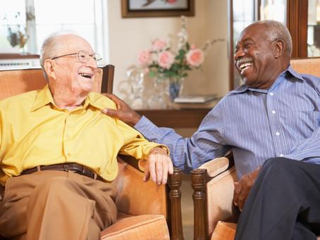 A coisa mais moderna que existe nesta vida é envelhecer