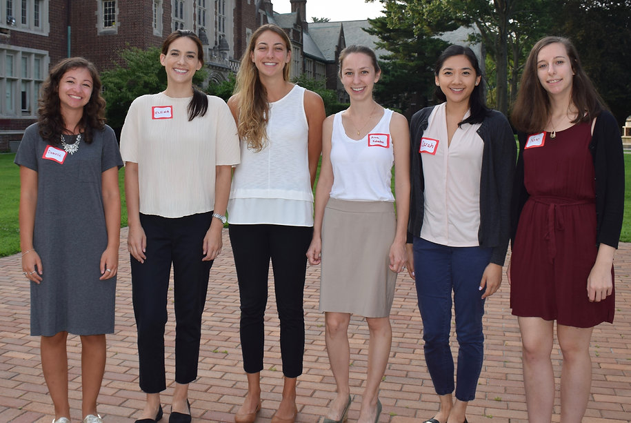 BXV Psychology Interns Danielle Colabati