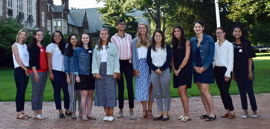 Bronxville Welcomes New Teachers, Intern