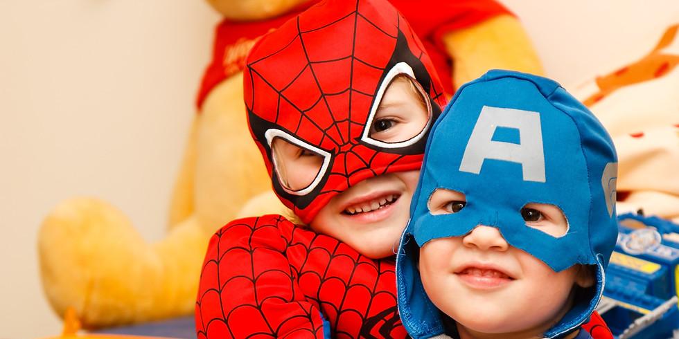 WeVillage Halloween Get-together
