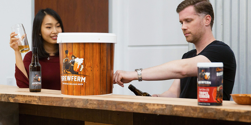 Become a Brewferm Product Tester