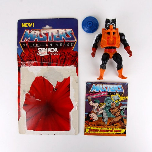 Stinkor - Vintage 1985 Masters of the Universe - Action Figure - Mattel